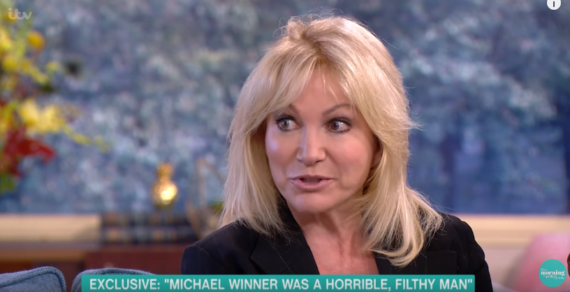 Debbie Arnold on This Morning!