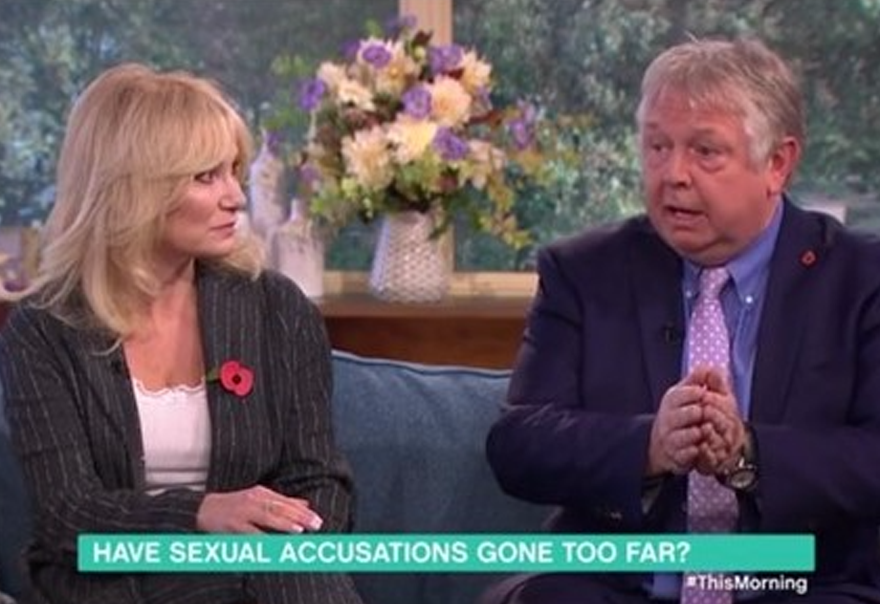 Debbie Arnold debates whether #metoo accusations have gone too far!