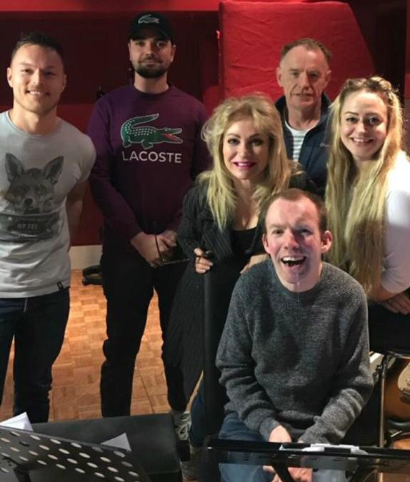 "Coming Soon: Debbie reprises her role as Lee Ridleys in the second series of his Radio 4 play for ""Ability"""