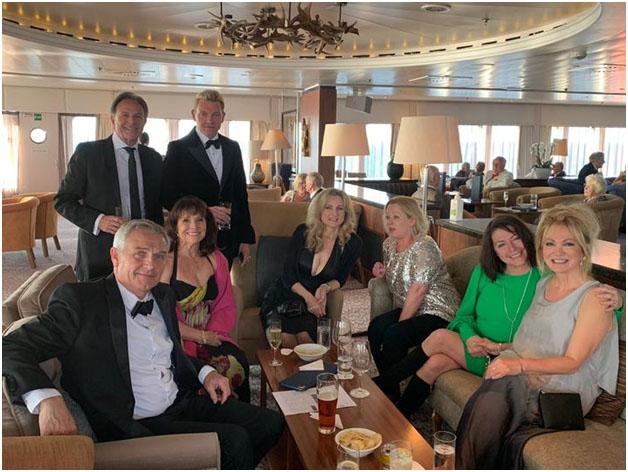 Soap Stars at Sea Again with Saga Cruises