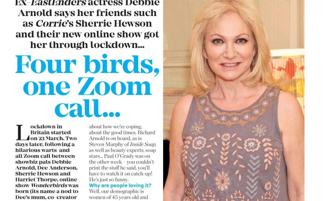 Debbie speaks to Best Magazine about The Amazing Wonderbirds